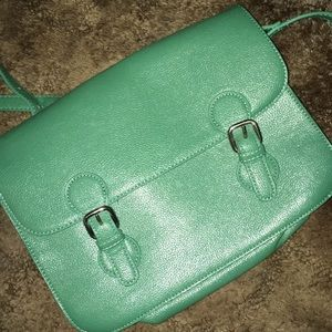 Green Forever 21 Purse